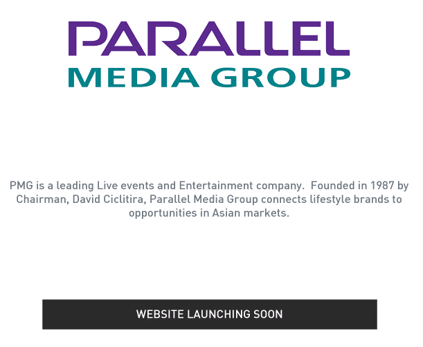 Parallel Media Group is coming soon